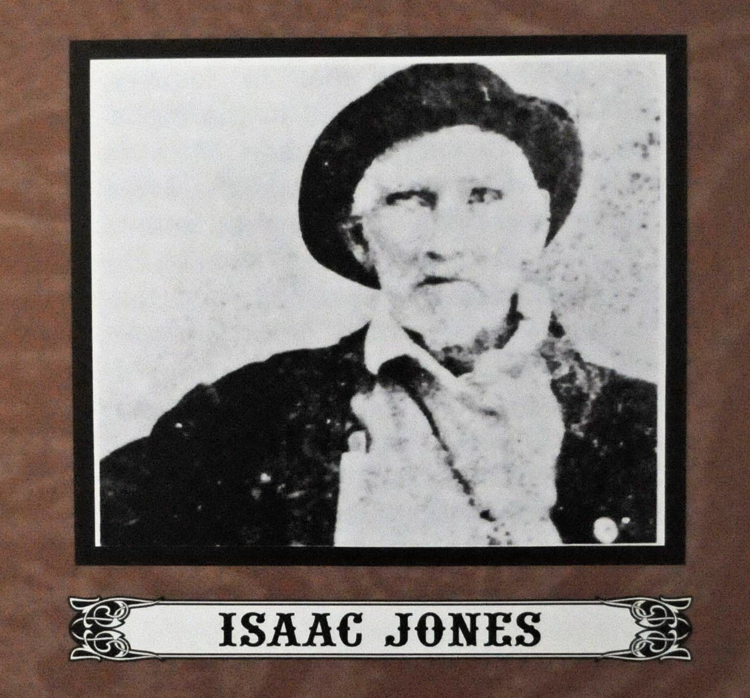 Isaac J T Jones