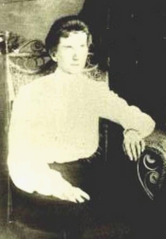 Betsey (Bessie) Marie Goodale