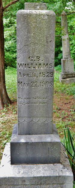 Green B Williams