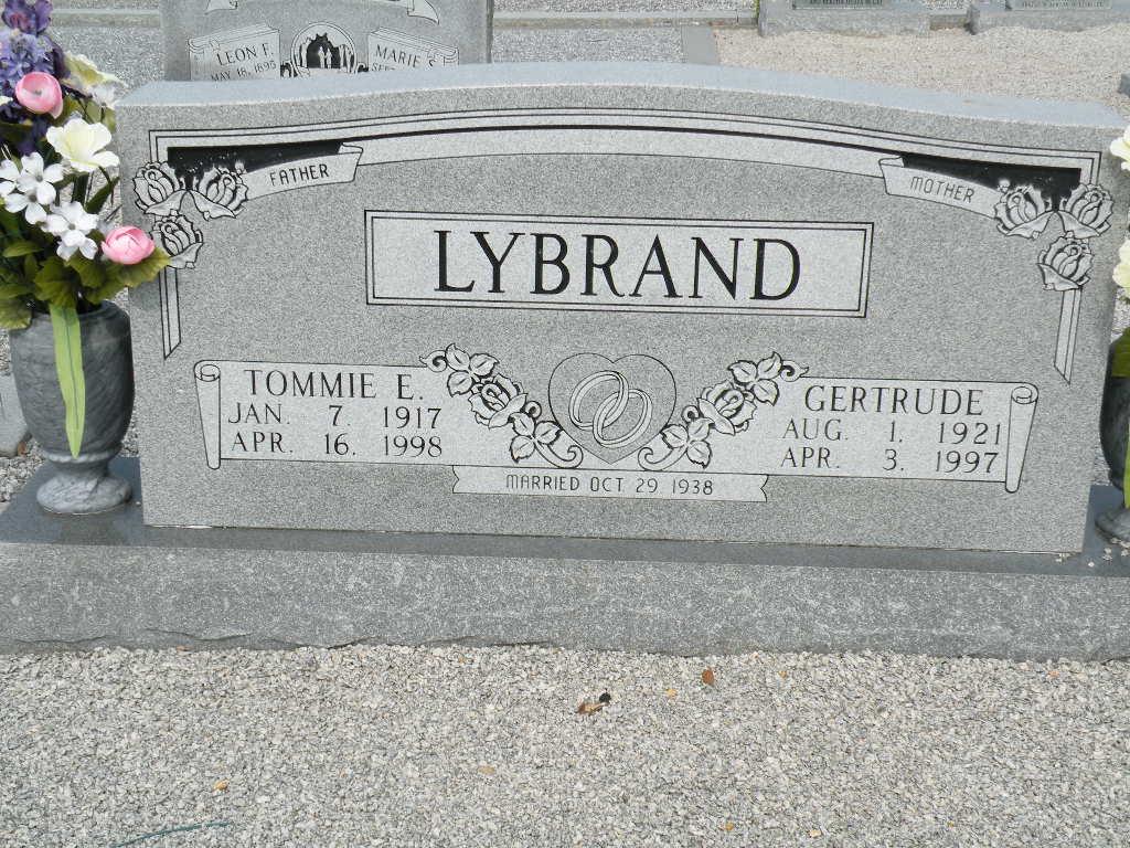 Tommie Elihu Lybrand