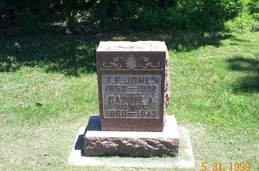 Cassandra A. Jones