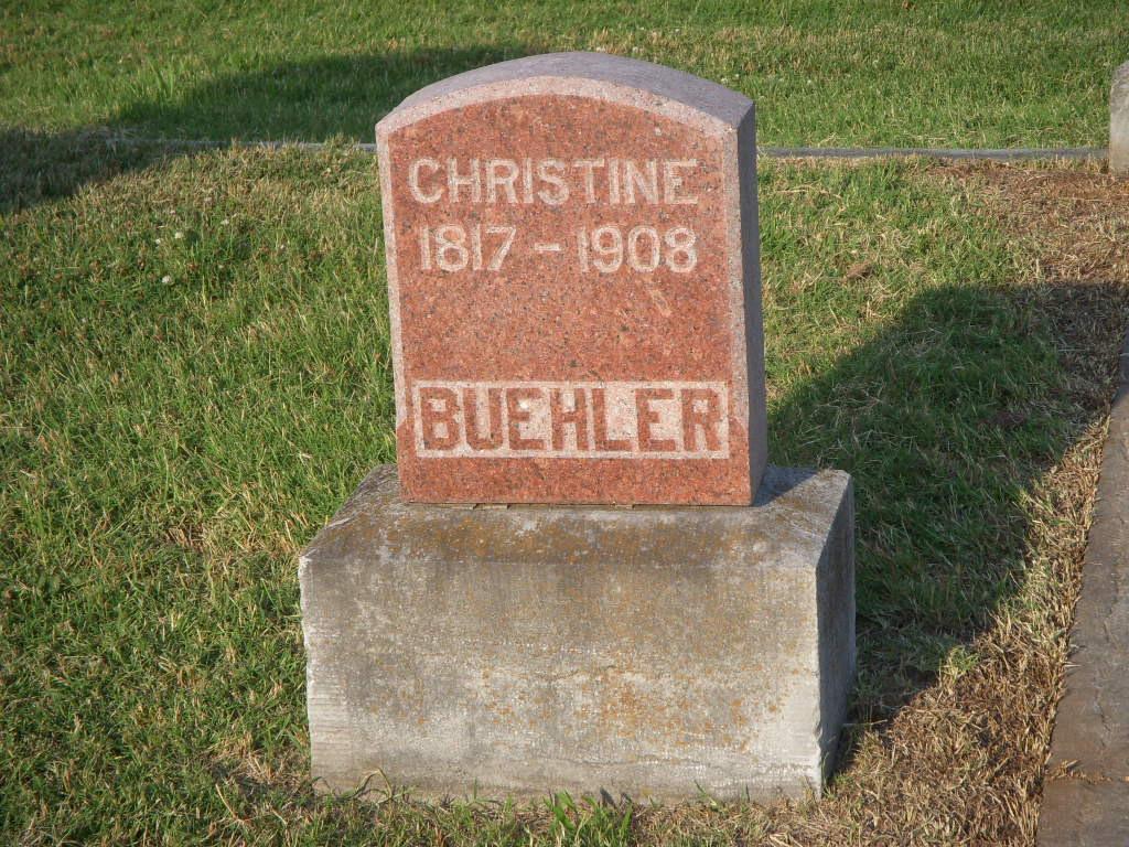Christine Weihl