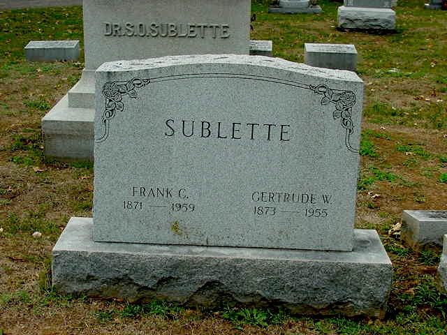 Charles Sublette