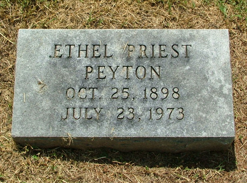 Ethel Getrude Priest