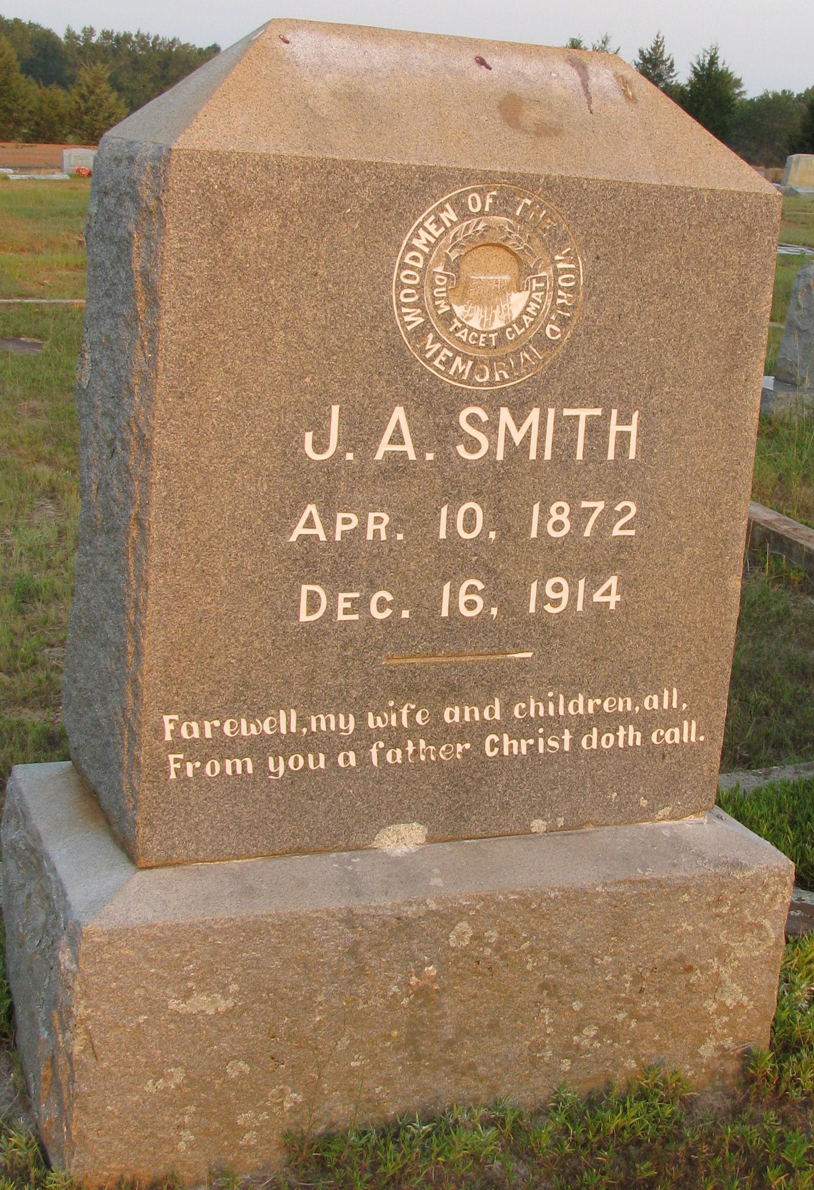 James A Smith