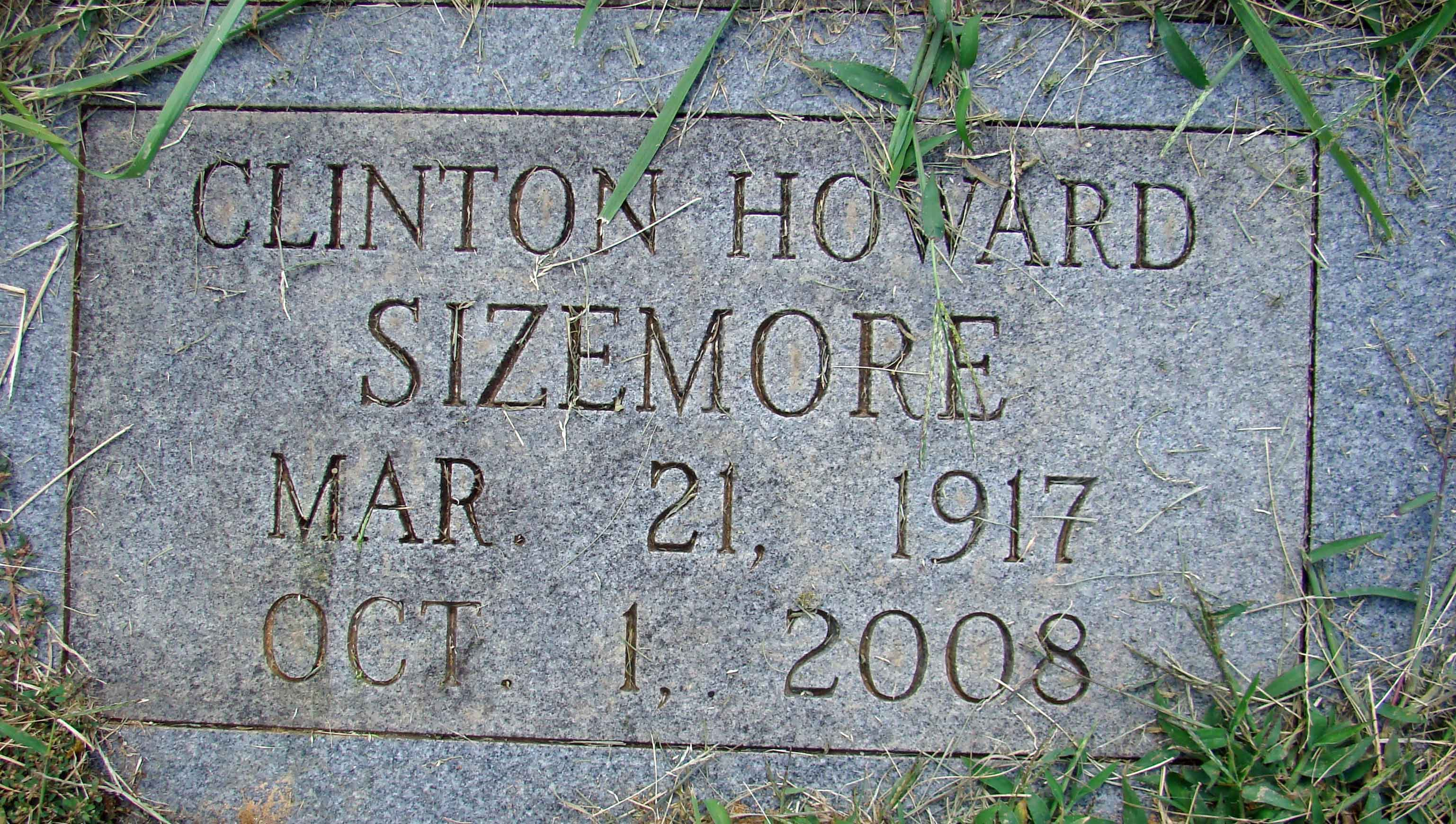 Howard Sizemore