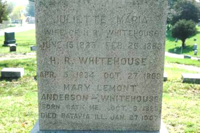 Hildanus R Whitehouse