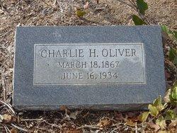 Charles H Oliver