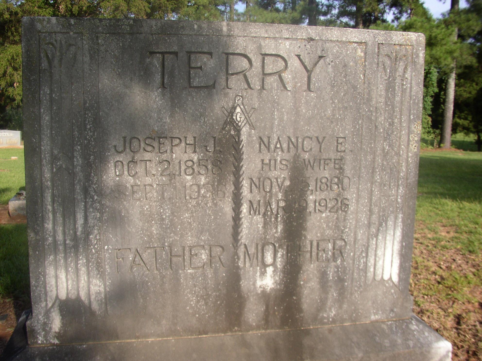 Joe J Terry