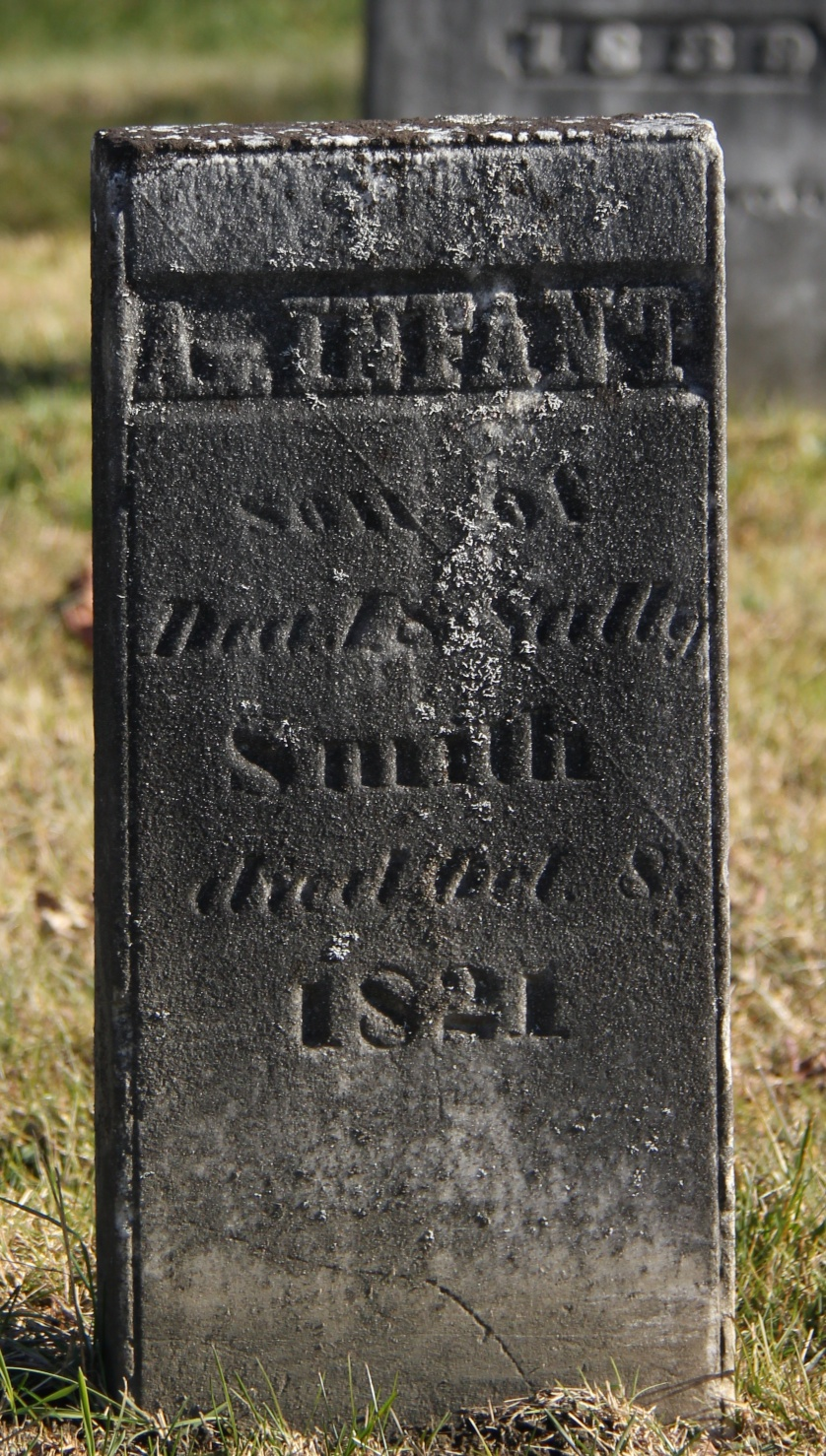 Infant Son Smith