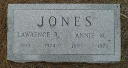 Lawrence Raymond Jones