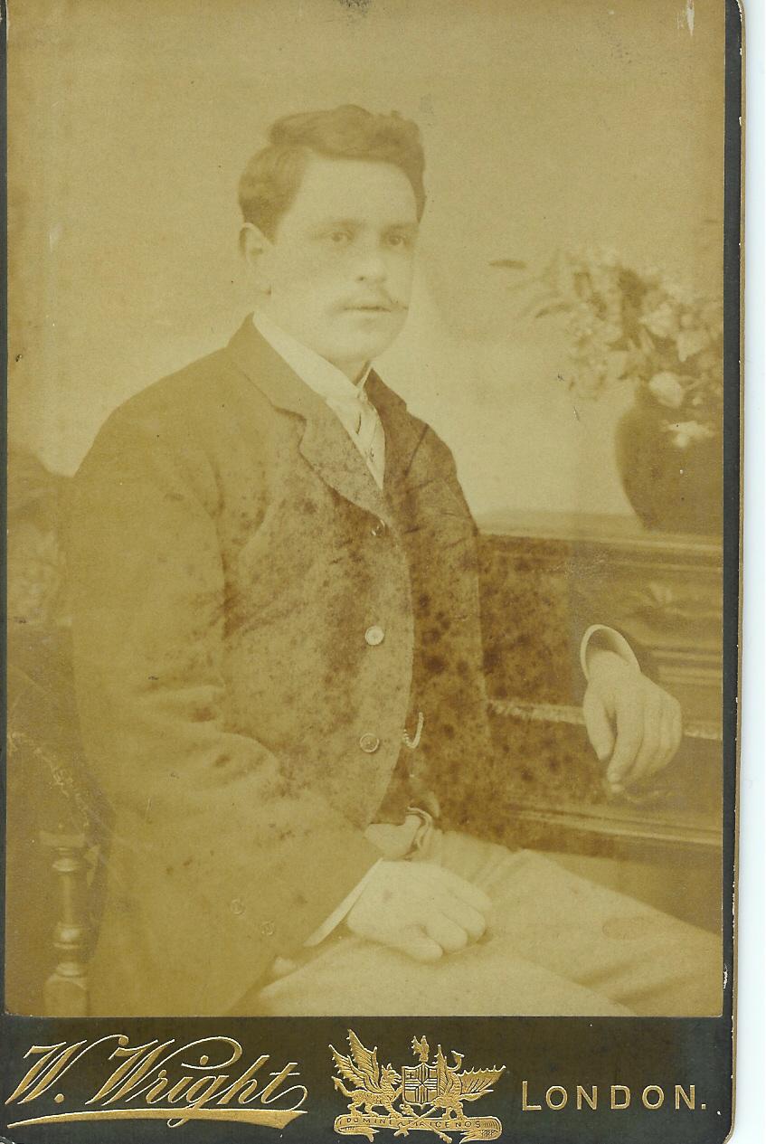 William Frederick Thomas Brown