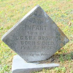 Infant Son Brown