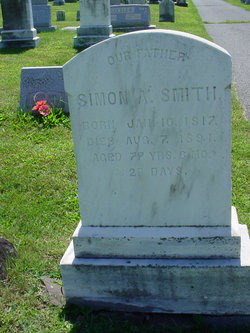 Simon A. Smith