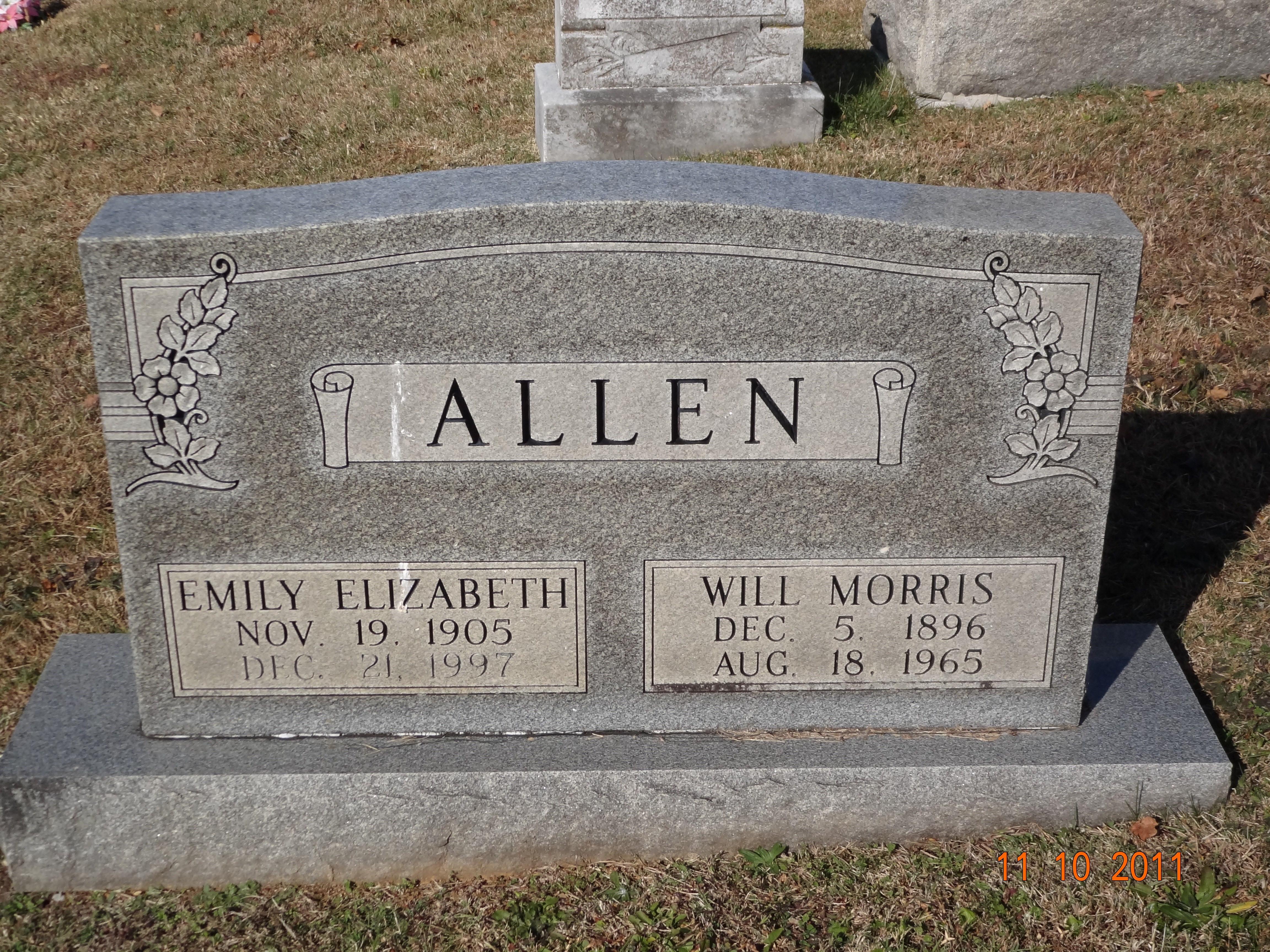 Will Morris Allen