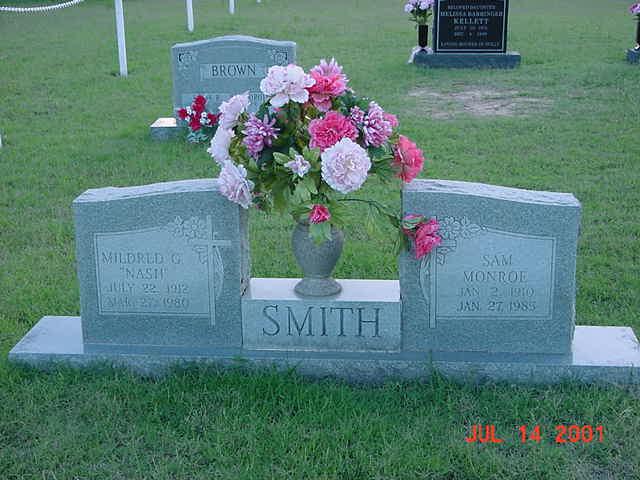 Sam M Smith