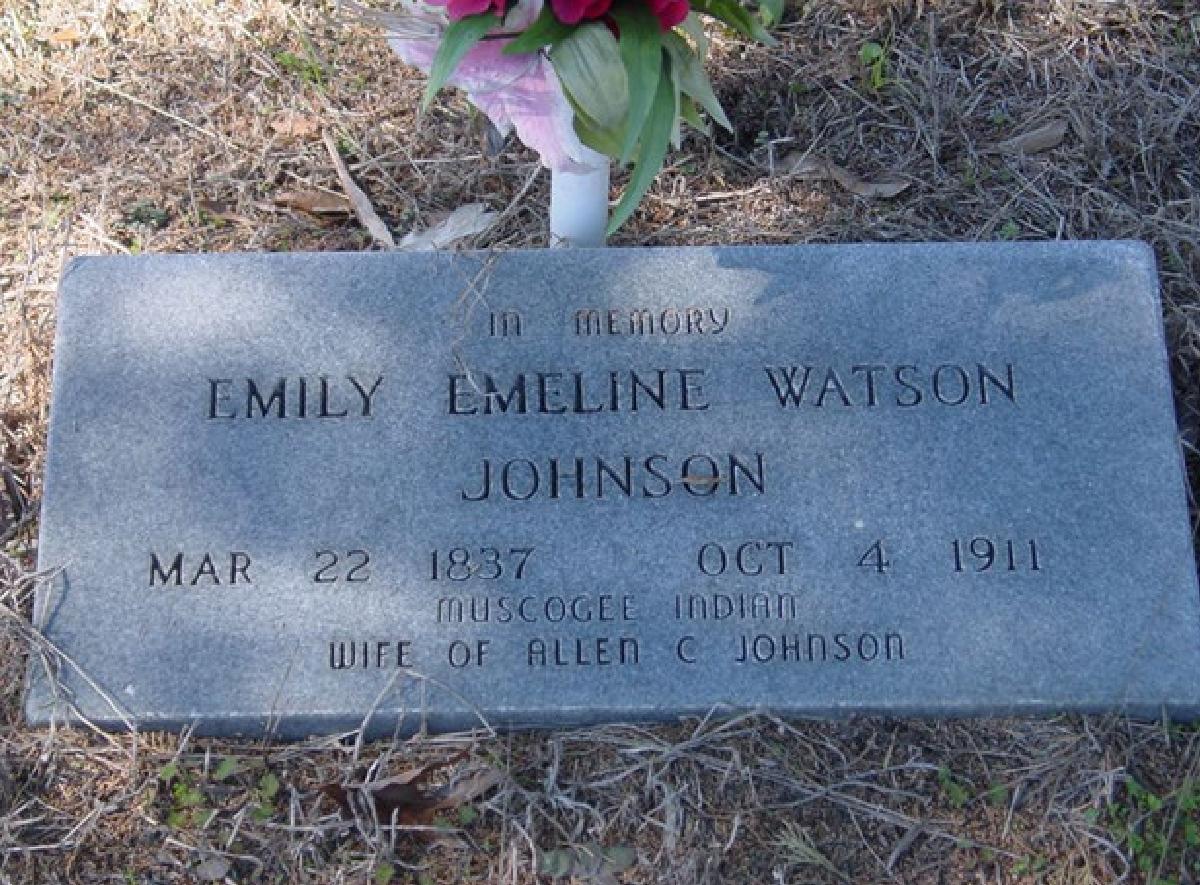Emeline Johnson Watson
