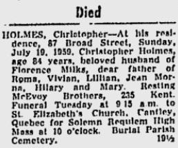Christopher C. Holmes