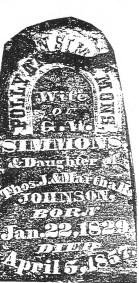 """Mary Ann """"Polly"""" Johnson"""