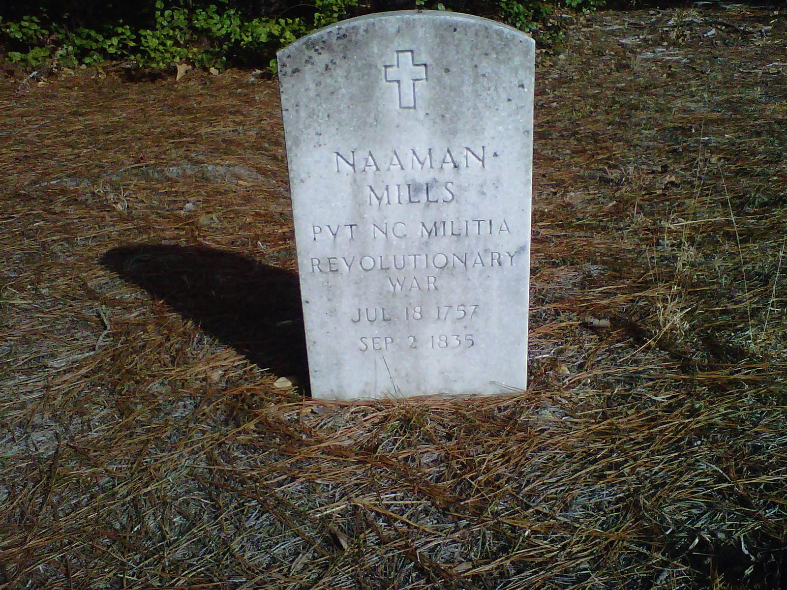 Naaman Mills