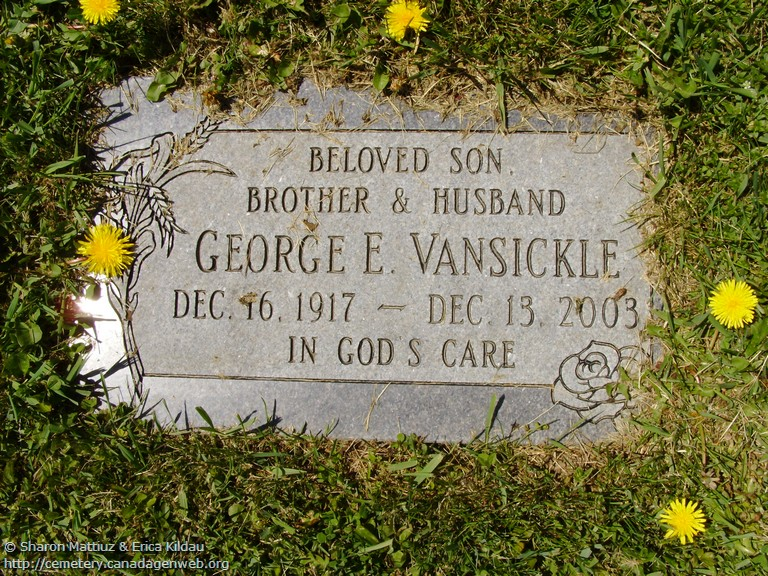 George Vansickle