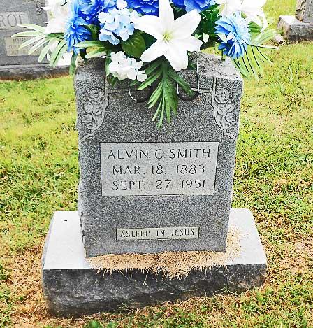 Alvin C ( A C) Smith