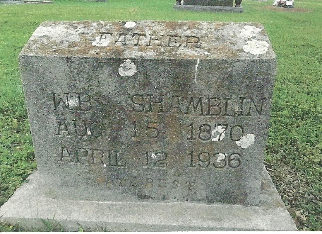 William B Shamblin