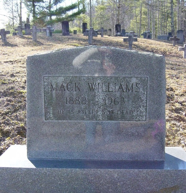 Mack Williams