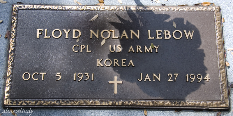 Floyd Nolan Lebow