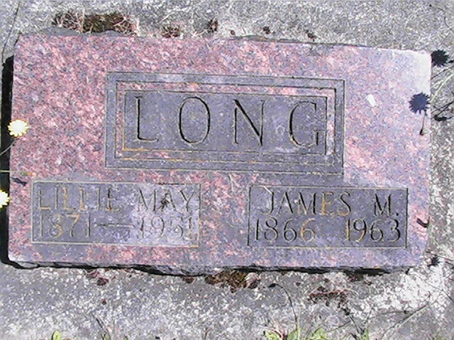James Rufus Long