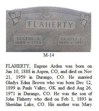 Eugene Arden Flaherty