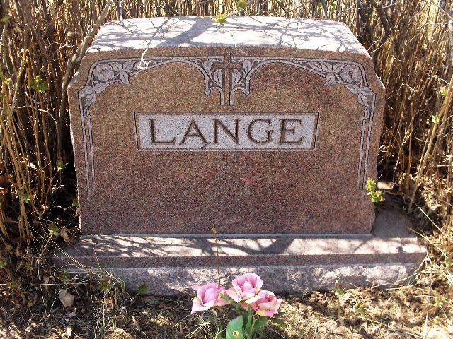 Blaine Thomas Lange