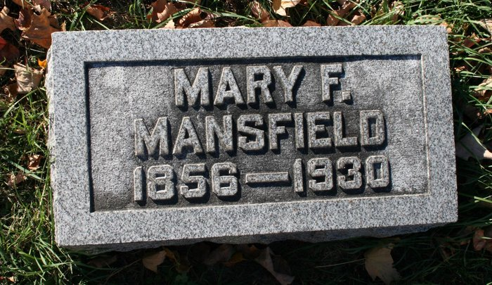 Mary Frances Mansfield