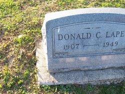 Donald C. (s/ o Julius 1877/Claudine) Lape