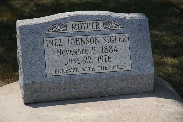 Inez A Johnson