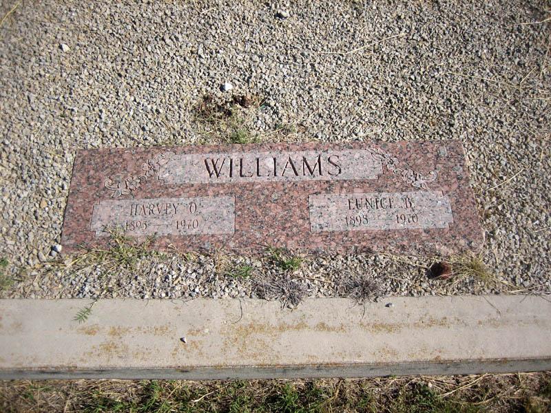 Harvey Owna Williams