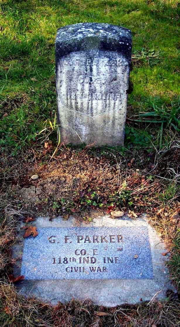 Calvin Franklin Parker