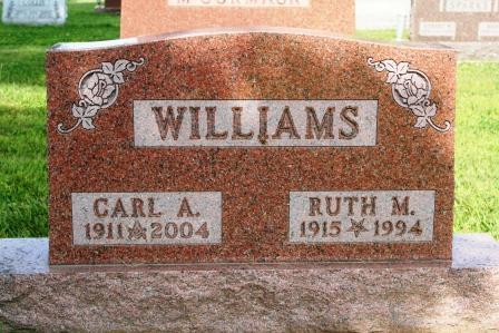 Carl A Williams