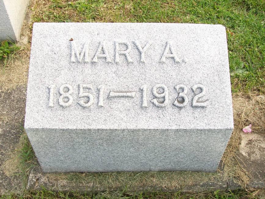 Mary A Smith