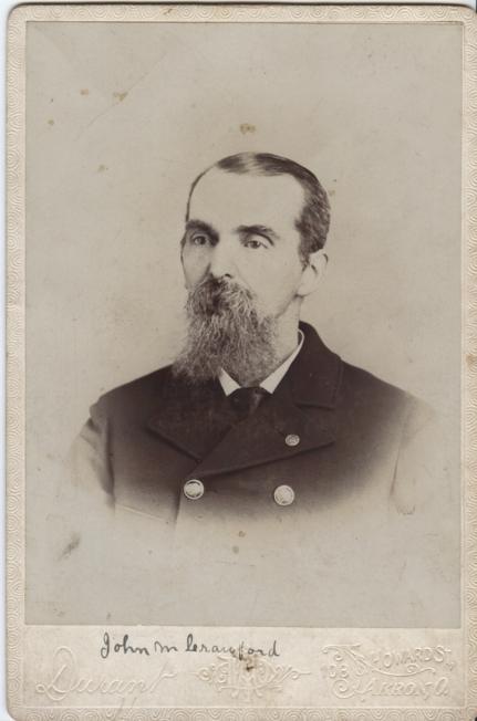 John M Crawford