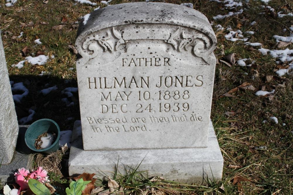 Hilman Jones