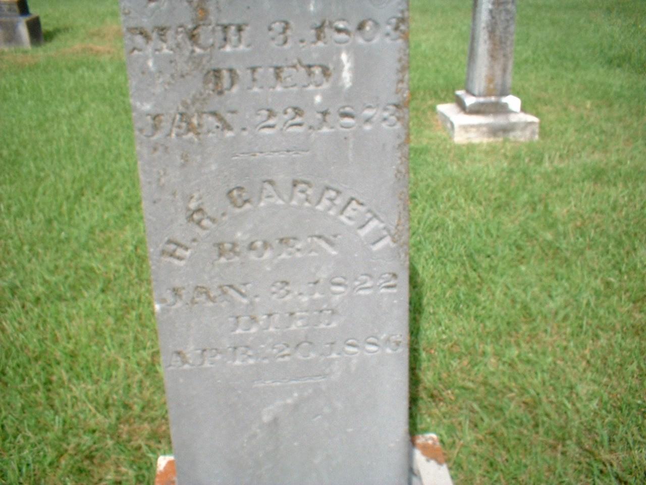 Harriet Rebecca Smith