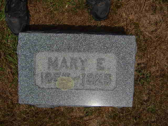 Mary Elizabeth Carey