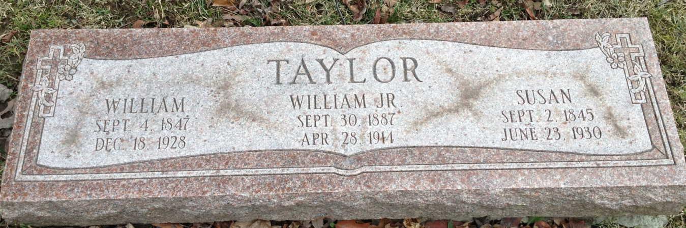 William James Taylor