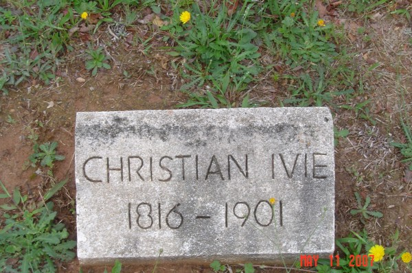 "Christian ""Kitty"" Ritch"