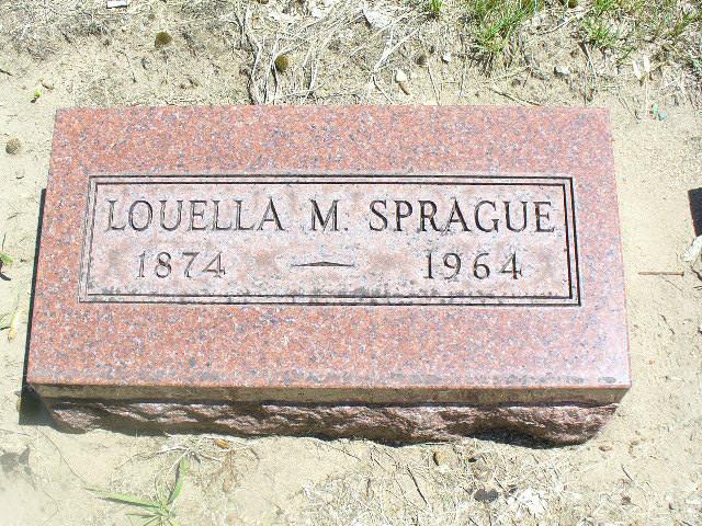 Louella M. Terry