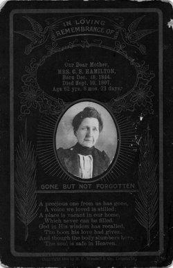 Ruth A E Williams