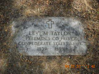 Levi Middleton Taylor