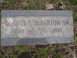 George Isaac Alderton Johnson