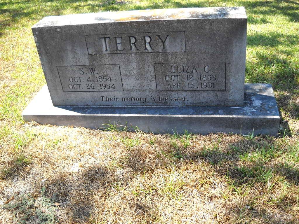 Sanford Warren Terry
